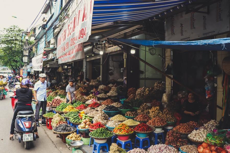 price food vietnam